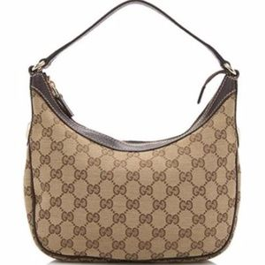 Gucci Charmy Small Hobo (canvas)